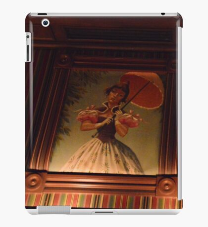 Stretching Portrait HM iPad Case/Skin