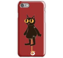Fran Bow Kitty iPhone Case/Skin