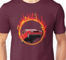 Jump into the ring of fire Unisex T-Shirt