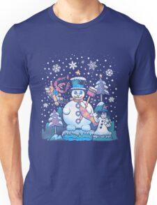Freezy Winterland Unisex T-Shirt