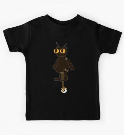 Fran Bow Kitty Kids Tee
