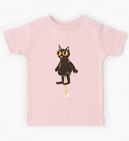 Fran Bow Kitty Kids Tee