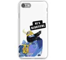 Blootiful Bloo iPhone Case/Skin