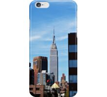 The Empire State Building. iPhone Case/Skin