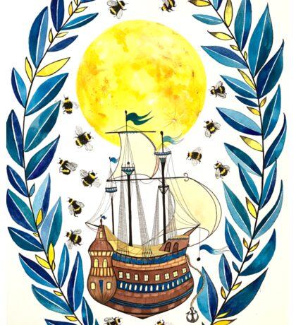 Ship Sticker