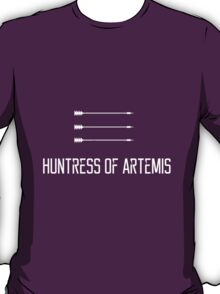 Huntress of Artemis T-Shirt