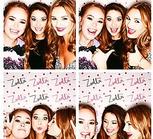 Zoella Youtube Beauties by gleviosah