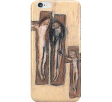 New Crucifixions 05 iPhone Case/Skin