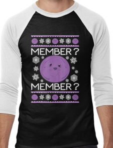 Member berry christmas Men's Baseball ¾ T-Shirt