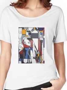 Muslim girl Women's Relaxed Fit T-Shirt