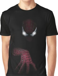 Spider Man 4 Graphic T-Shirt
