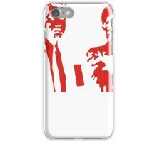 vincent , jules iPhone Case/Skin