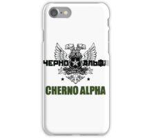 Cherno Alpha - Pacific Rim iPhone Case/Skin