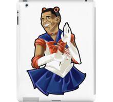 obama kun iPad Case/Skin
