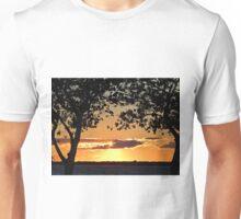 Sunset on Summerside Unisex T-Shirt