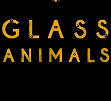 Glass Animals Yellow by kathrynlinz