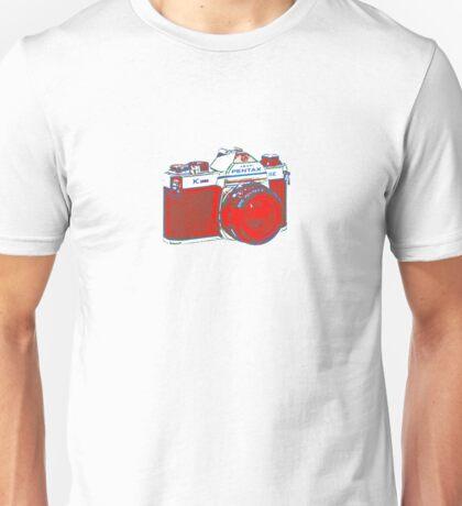 Pentax K1000 Unisex T-Shirt