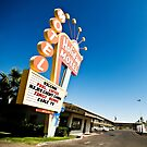 Vegas Motel by Mark Sayer
