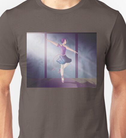 Ballet in the Smoke Unisex T-Shirt