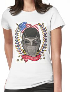 Deadshot Womens Fitted T-Shirt