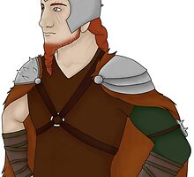 Adult Dagur HTTYD by MegzWills