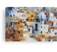 Urban landscape 6 Canvas Print