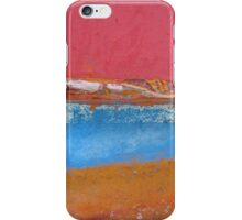 Seascape Abstract iPhone Case/Skin
