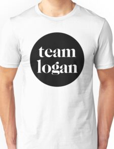 Team Logan ii Unisex T-Shirt