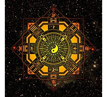 Li Shaoran Magic Circle Photographic Print