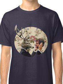 Wendigo Floral Insignia Classic T-Shirt