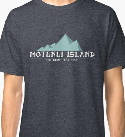 MOANA- Motunui Island Classic T-Shirt