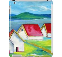Out there iPad Case/Skin