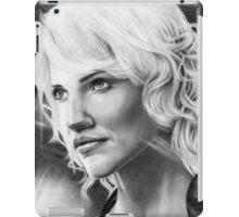 'Caprica 6' Battlestar Galactica iPad Case/Skin