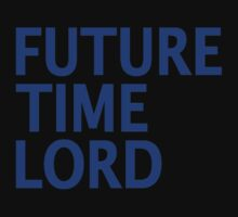 Doctor Who - Future Time Lord Kids Clothes