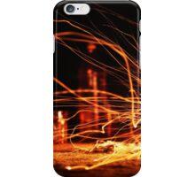 Stripes of Fire iPhone Case/Skin