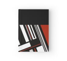 Abstract #7 Hardcover Journal