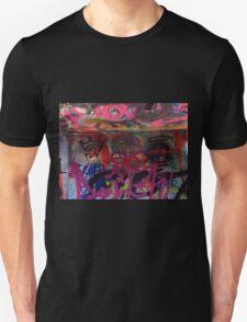 Cambridge Graffiti Alley IX Unisex T-Shirt