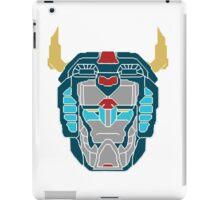 Voltron Legendary Defender iPad Case/Skin