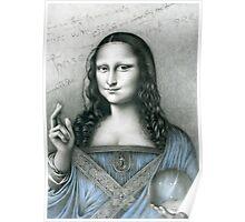 'The Da Vinci Codex' - (those who see) Poster
