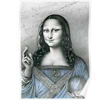 'The Da Vinci Codex' - (those who see) Poster