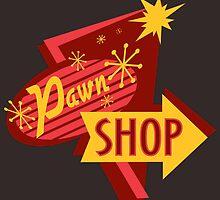 Pawn Shop by aBrandwNoName