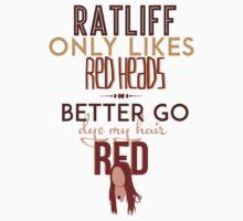 Rydellington Red Head Kids Clothes