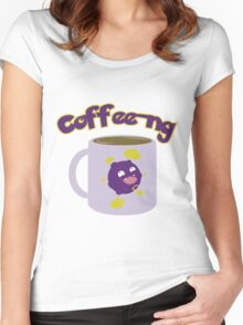 Coffee-ng Women's Fitted Scoop T-Shirt