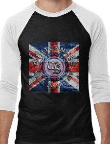 WHITESNAKE BRITAIN TELUR Men's Baseball ¾ T-Shirt