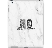 No Sense - Justin Bieber iPad Case/Skin