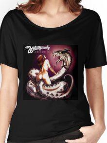 WHITESNAKE LOVE HUNTER TELUR Women's Relaxed Fit T-Shirt