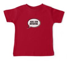 Roll for Initiative Baby Tee