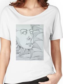 The Head of an Angel Women's Relaxed Fit T-Shirt