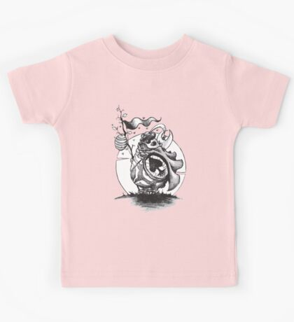 Nature Warriors: Honey Bear Kids Clothes