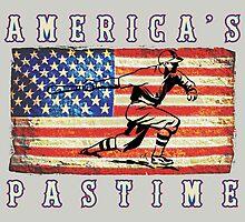 America's Pastime by aBrandwNoName